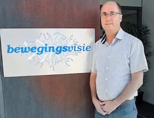 Marco de Jong, Manager ICT en kwaliteit voor Bewegingsvisie